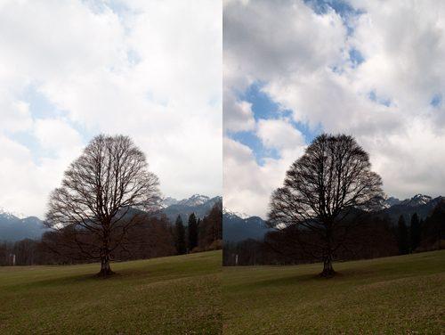 Livelli Photoshop e altri editor: rendere un'immagine accattivante per lo spettatore
