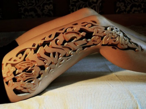 Perchè i tatuaggi devono essere dispari?