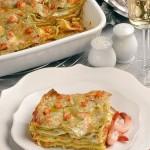Lasagne verdi con gamberi: una ricetta prelibata per i tuoi ospiti!