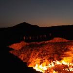 La porta dell'Inferno: uno dei 10 luoghi più spaventosi al mondo