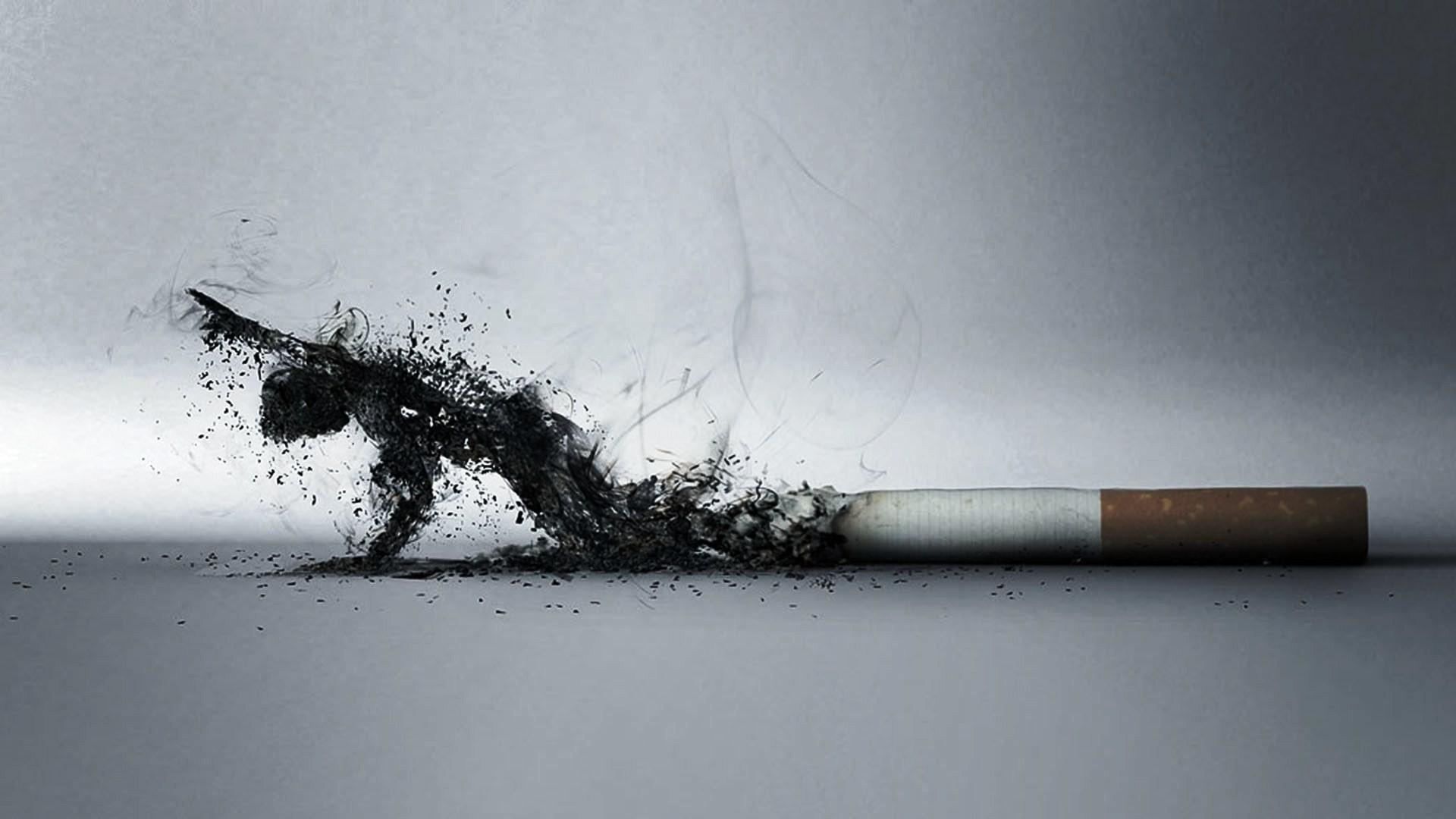 linguaggio del corpo nei fumatori