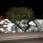 10 opere di Street Art che interagiscono con l'ambiente