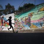 In Brasile compaiono Street Art ovunque in occasione dei Mondiali di Calcio: ecco le più spettacolari
