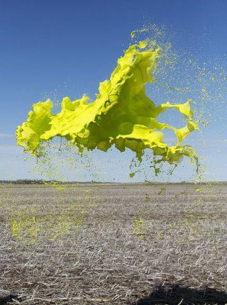bomba di colore