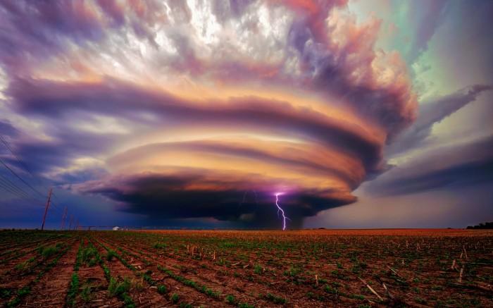tempeste di fulmini